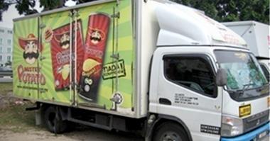 3 Ton Lorry