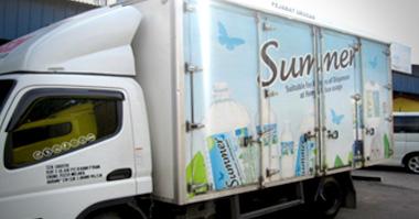 5 Ton Lorry
